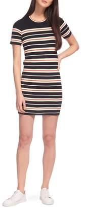 Whistles Milano Stripe Knit Dress