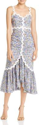 Alice McCall Lady Floral Midi Dress