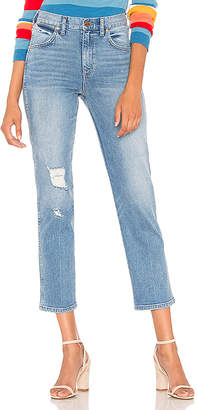 Wrangler High Rise Heritage Fit.