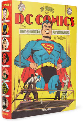 75 Years Of Dc Comics: The Art Of Modern Mythmaking Hardcover Book