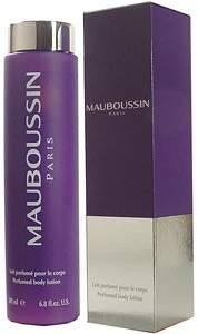 Mauboussin by for Women 6.8 oz Perfumed Body Lotion