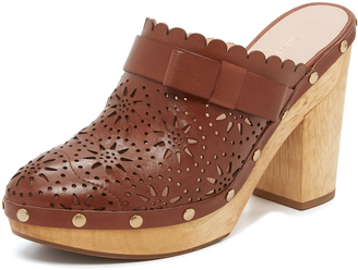Kate Spade New York Cala Clogs $258 thestylecure.com