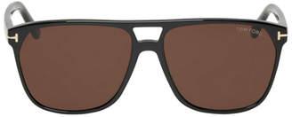 Tom Ford Black Shelton Sunglasses