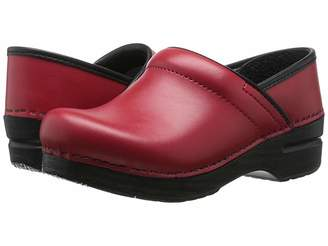 3aea36404c1 Dansko Red Mules   Clogs - ShopStyle