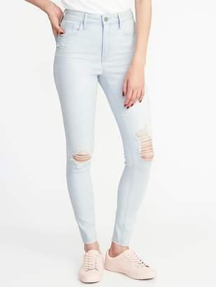 Old Navy High-Rise Secret-Slim Rockstar Ankle Jeans for Women