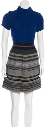 Louis Vuitton Knit Mini Dress