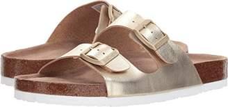 Skechers Women's Granola-Missus Hippie-Classic Comfort Two Strap Slide Sandal