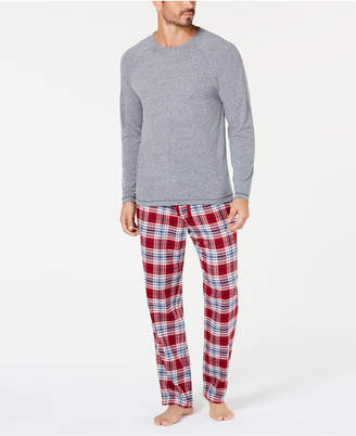 UGG Men's Steiner Plaid Pajama Set
