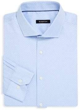 Bugatchi Cotton Shaped-Fit Shirt