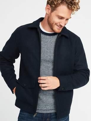 Old Navy Soft-Brushed Zip Jacket for Men