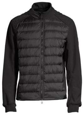 Belstaff Harpford Layered Down Puffer Coat