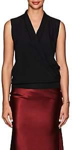 Zero Maria Cornejo Women's Jazmine Silk Blouse - Black