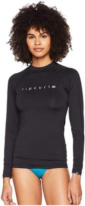 Rip Curl Sunny Rays Relaxed Long Sleeve Women's Swimwear