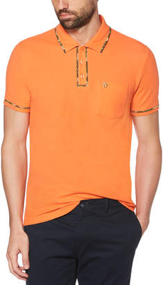 Original Penguin THE CAMO EARL POLO