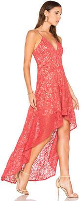 The Jetset Diaries Rava Lace Maxi Dress