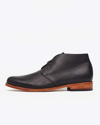 Nisolo Luca Chukka Boot Black