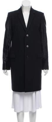 Givenchy Wool Button-Up Jacket