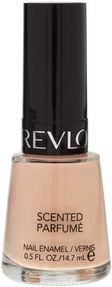 Revlon Scented Nail Enamel - 345 Peach Smoothie by