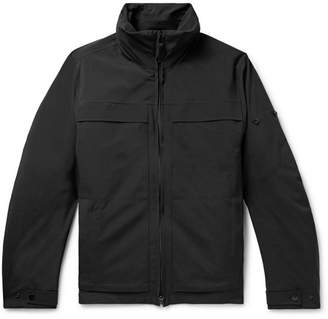 Stone Island Ghost Shell Hooded Jacket With Removable Nylon Liner
