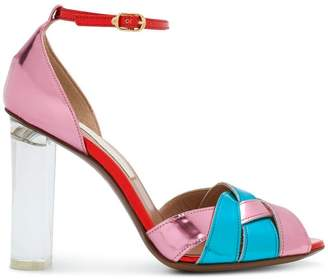 L'Autre Chose chunky heel sandals