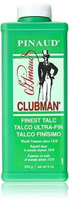 Clubman Pinaud Finest Talc Powder