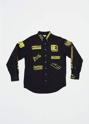Calvin Klein Jeans EST. 1978 Modernist Embroidery Shirt