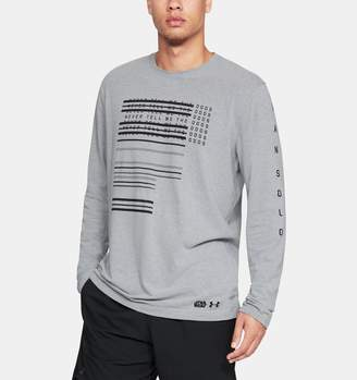 Under Armour Men's UA Han Solo Odds Long Sleeve