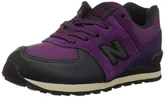 New Balance Girls' Iconic 574 Sneaker