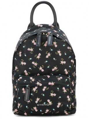 Givenchy nano printed backpack $990 thestylecure.com