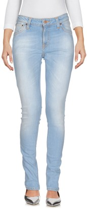 Nudie Jeans Denim pants - Item 42646622WB