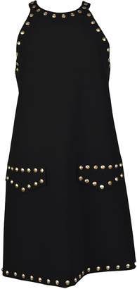 Moschino Cadi Studs Dress