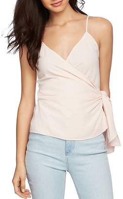 1 STATE 1.STATE Faux-Wrap Camisole Top