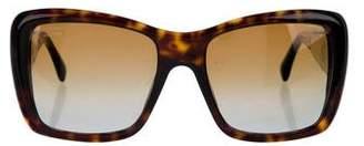 Chanel Bijoux Square Sunglasses