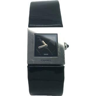 Chanel Matelassée watch
