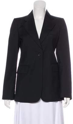 Maison Margiela Tailored Notch-Lapel Blazer