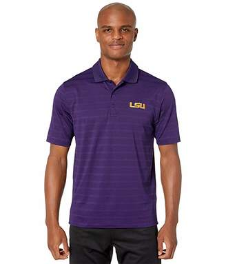 Champion College LSU Tigers Textured Solid Polo