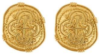 Fornash Coin Earrings