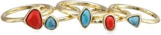 Karen Kane Tropicali Stackable Ring