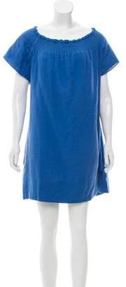 Apiece Apart Lightweight Short Sleeve Dress