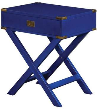 Office Star OSP Designs by Products Wellington Side Table