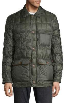 Rainforest Heat Puffer Walking Coat