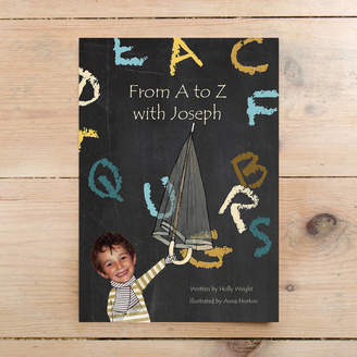 Itsyourstory From A To Z With Name Of Child Hardback