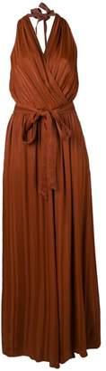 Raquel Allegra tie waist jumpsuit