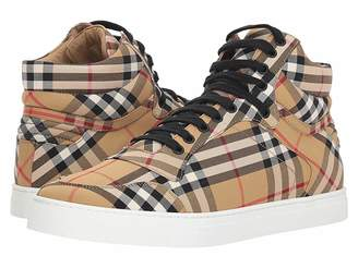 Burberry Reeth High Top Sneaker