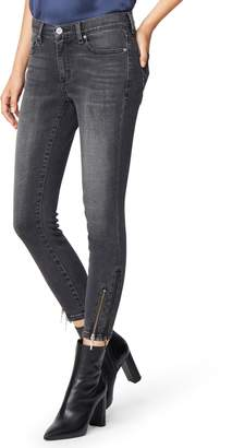 Habitual Marina Mid Rise Zip Cuff Ankle Jean