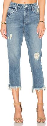 Tularosa x REVOLVE Hailey Straight Leg Jean $188 thestylecure.com