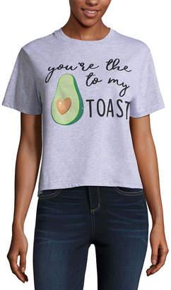 Hybrid Tees Avocado to my Toast Tee - Juniors
