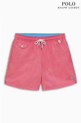 Next Mens Ralph Lauren Traveller Swim Short