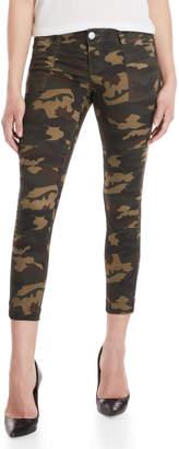 Street Denim By V.I.P. Jeans Camouflage Jogger Pants