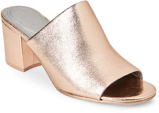 Kenneth Cole Reaction Rose Gold Mass-Ter Mind Open Toe Sandals